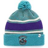 new products 28b0f db808  47 NBA Adult Men s Fairfax Cuff Knit Hat with Pom.
