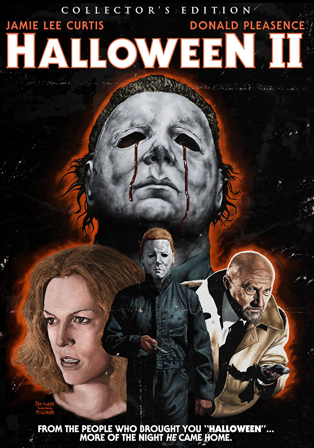 Amazon.com: Halloween II (Collector's Edition): Jamie Lee Curtis ...