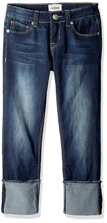 Bleu Oxford  6X  HUDSON Fille   Jean