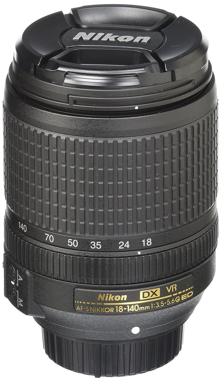 Nikon AF S DX NIKKOR  f  G ED VR Objetivo
