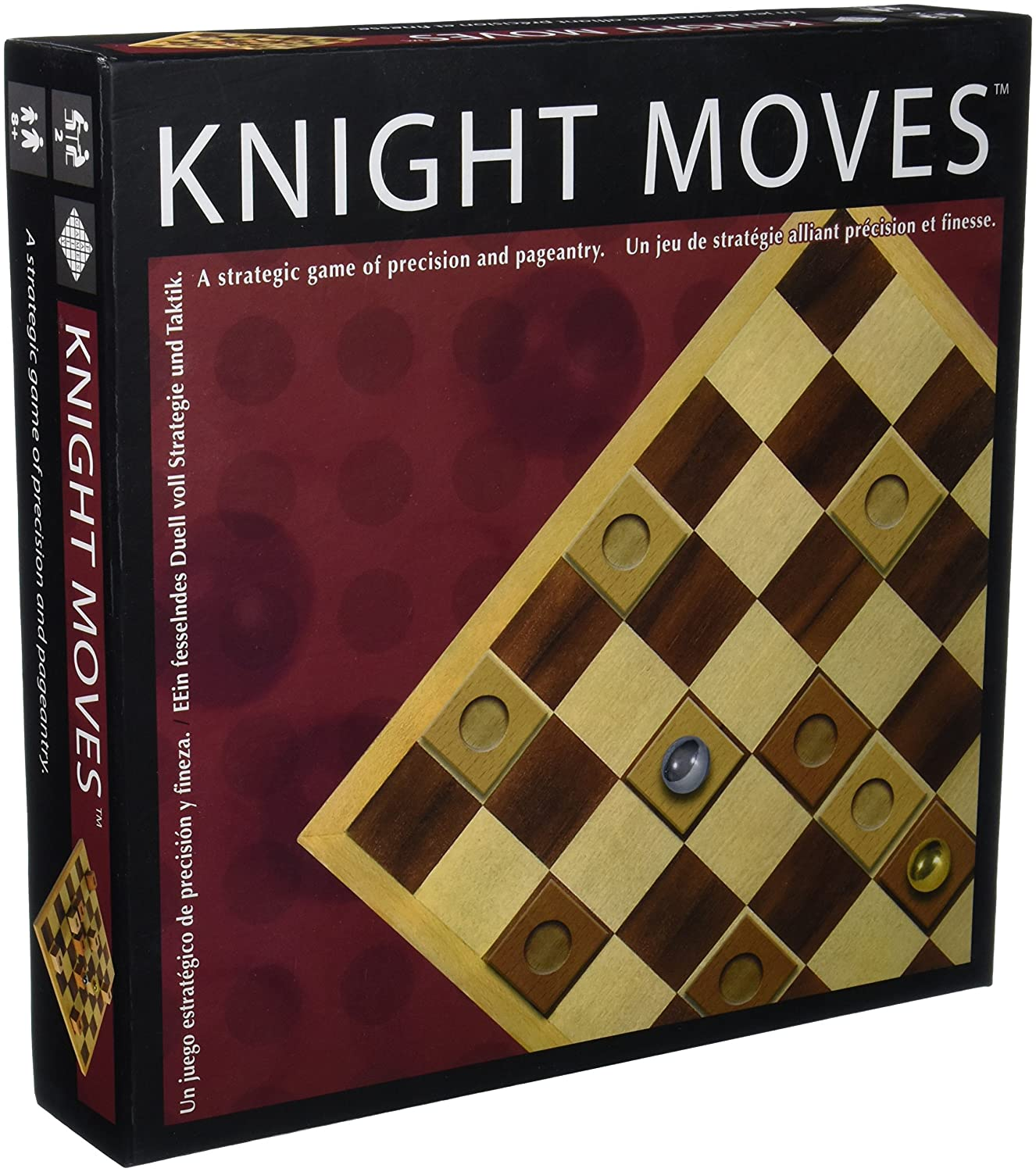 Family Games Knight Moves Game