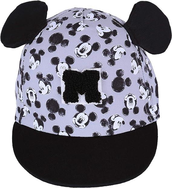 Gorra con Visera para bebé Mickey Mouse Disney 12-24m 86 cm ...