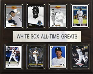 MLB Chicago White Sox All-Time Greats Plaque