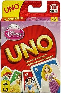 Uno: disney princess   board game   boardgamegeek.
