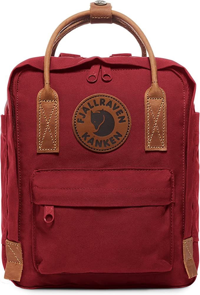 TALLA Talla única. Fjallraven Kånken No. 2 Mini Backpack Unisex adulto (Pack de 2)