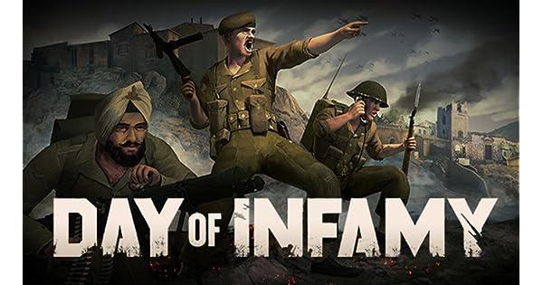 Amazon com: Day of Infamy [Online Game Code]: Video Games