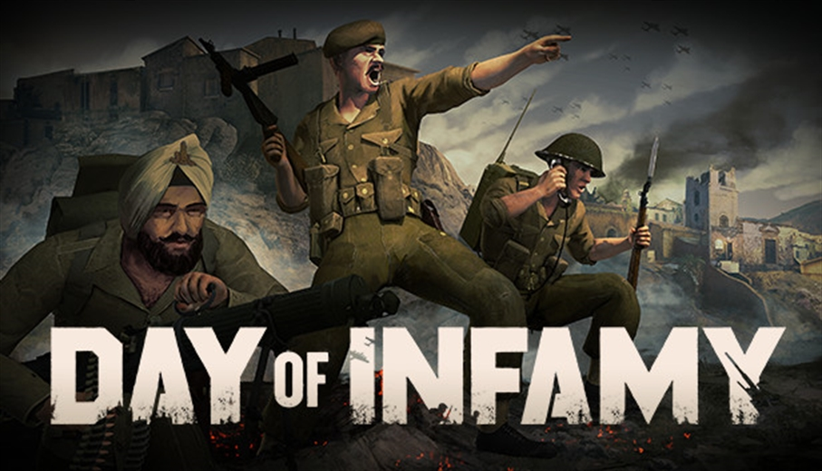 Day of Infamy [Online Game Code]