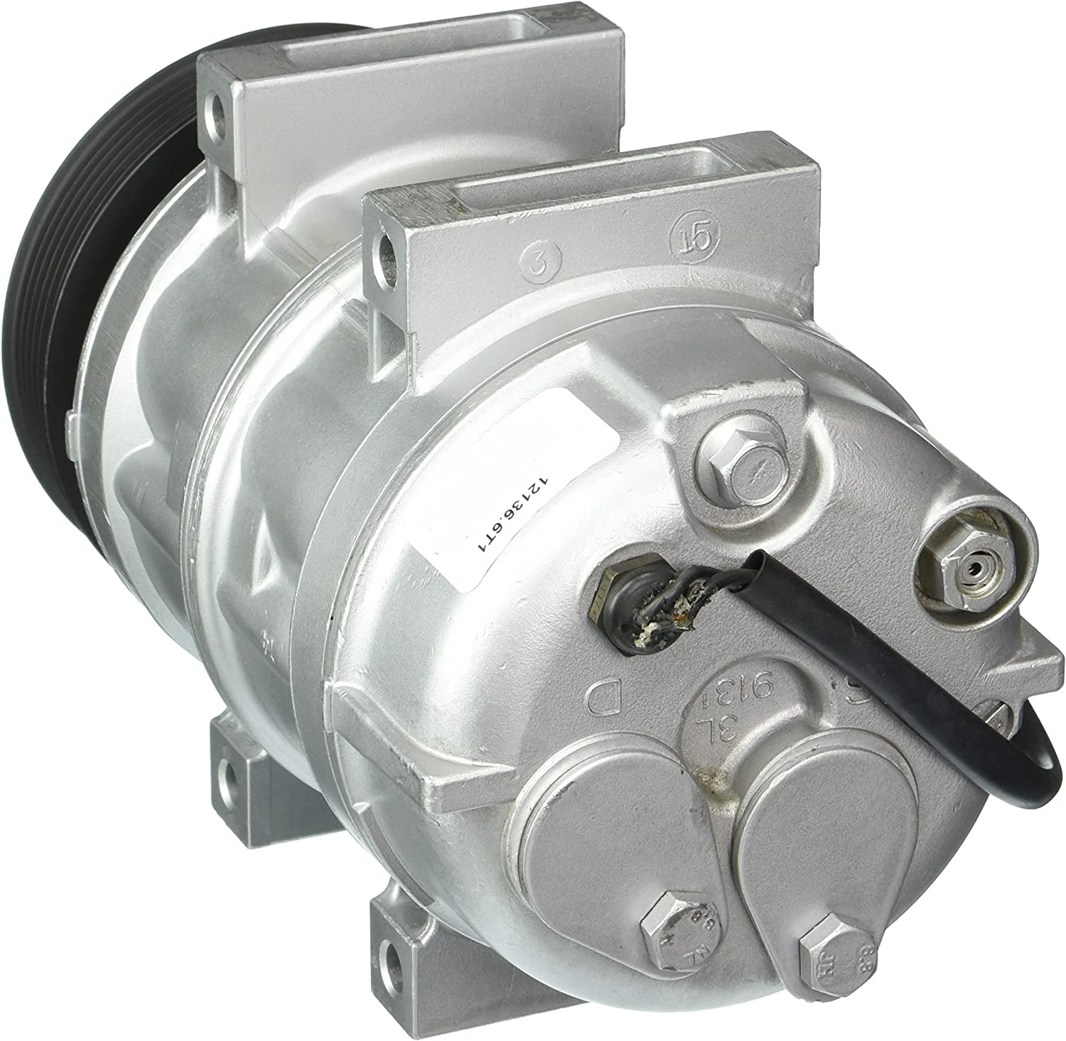 TCW 12136.6T1 A//C Compressor and Clutch Tested Select