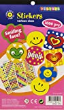 Playbox Smiley Sticker Pad (Pack of 1000)