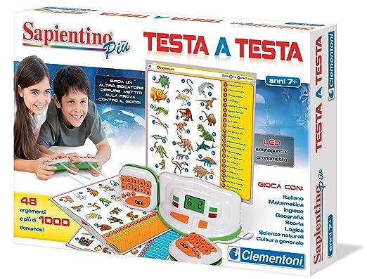 120 opinioni per Clementoni- 13538- Sapientino Testa a Testa