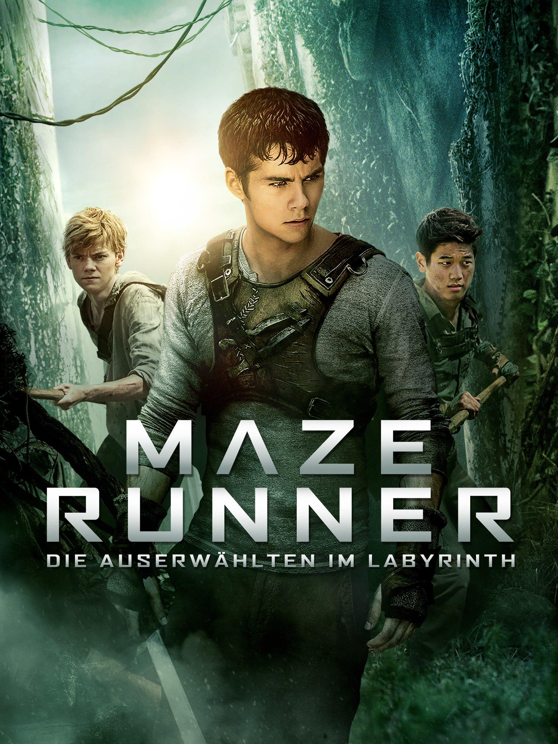 Maze Runner 3 Amazon
