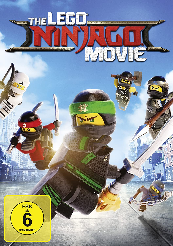 The Lego Ninjago Movie [Alemania] [DVD]: Amazon.es: Mark ...