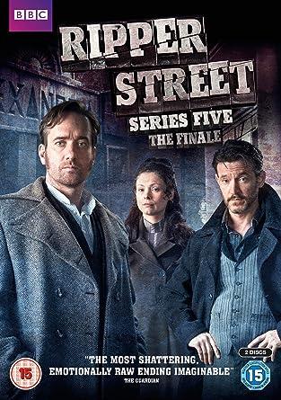 Ripper Street Series 5 2 Dvds Uk Import Amazonde Matthew