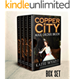 Mail Order Bride: Copper City Box Set: Inspiration Historical Western (Copper City Pioneer Romance Box Set Book 1)