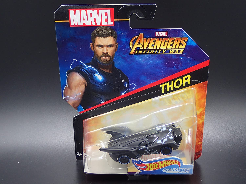Buy Hot Wheels Character Cars 2018 Marvel Avengers Infinity