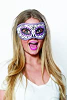 HMS Women's Day Of The Dead Fantasy Mask