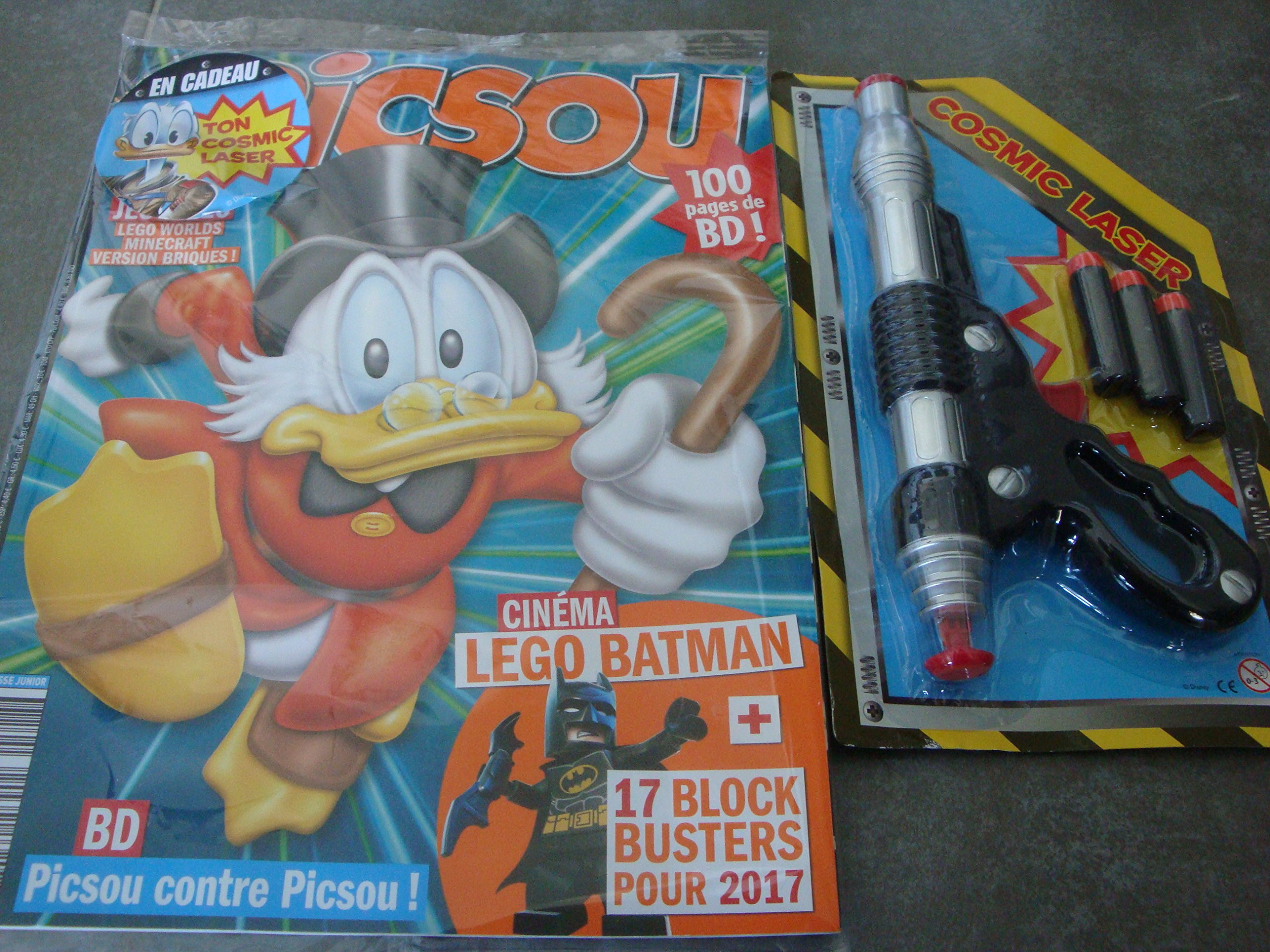 official supplier vast selection reliable quality Amazon.fr - PICSOU MAGAZINE N°528 !!