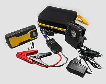 Universal Auto Starthilfe Batterie Mobile Starthilfe Modell G02 Mit 11 000mah Max 12v 400a
