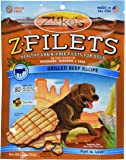 Zuke`s Z-Filets Grilled Beef Recipe Dog Treats - 3.25 oz