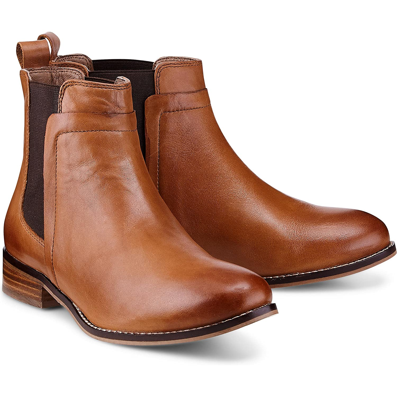 496052594c7fdc Footlocker Bilder Verkauf Online Damen Damen Chelsea Boots Brauner ...