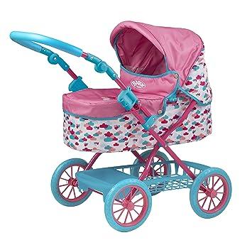 Amazon.es: Baby Born 1423494 Roamer - Cochecito de muñeca Accesorios: Juguetes y juegos