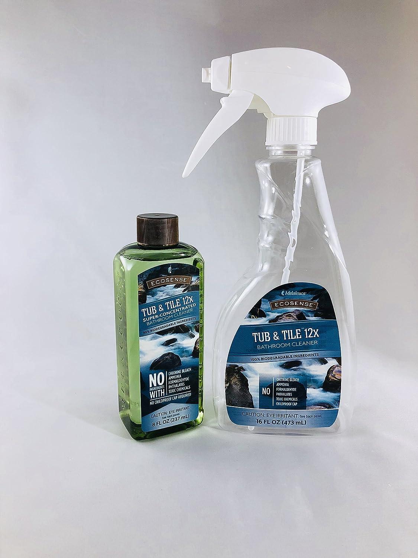 Melaleuca Ecosense Tub & Tile Cleaner with Spray Bottle