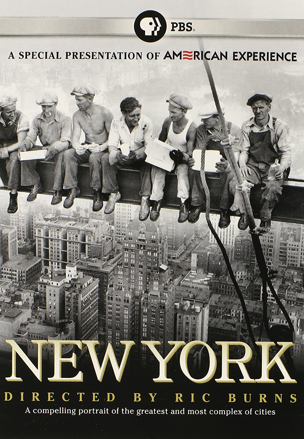 Amazon.com: American Experience: New York: A Documentary Film by Ric Burns: .: Movies & TV