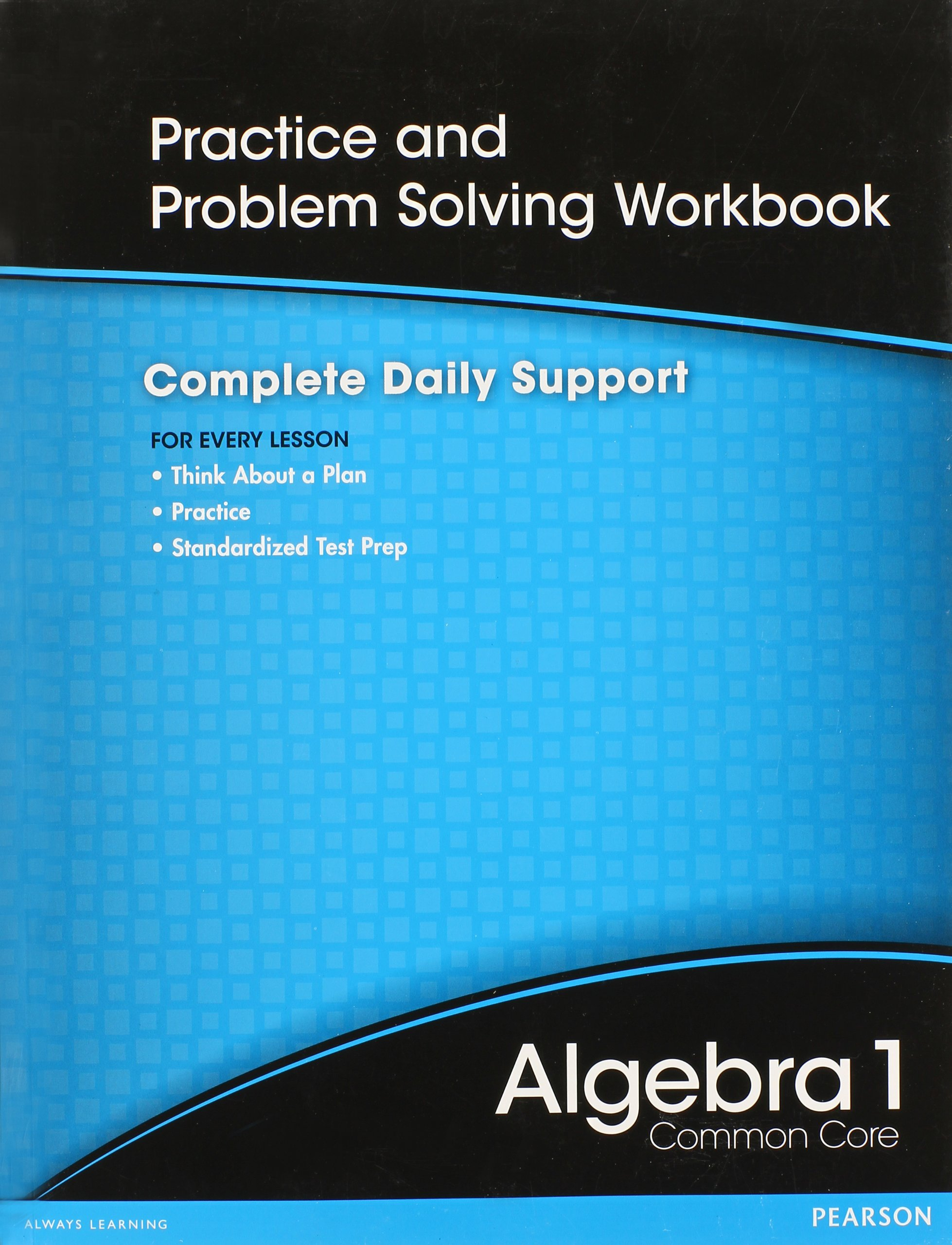 Amazon.com: HIGH SCHOOL MATH 2012 COMMON-CORE ALGEBRA 1 PRACTICE AND ...
