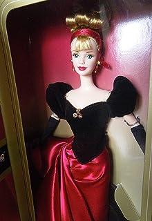 winter splendor special edition barbie caucasian