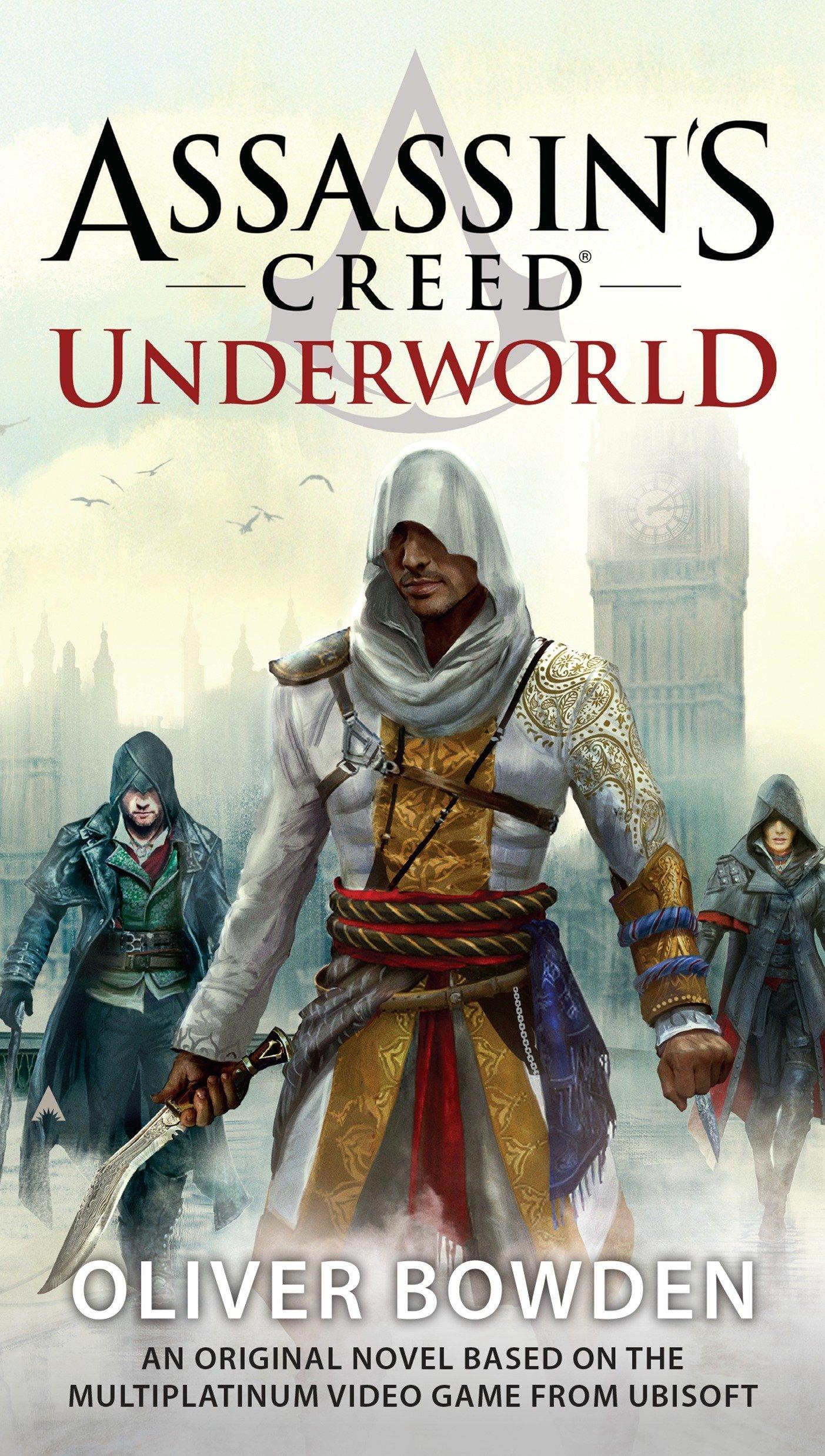 Amazon Com Assassin S Creed Underworld 9780425279748 Bowden