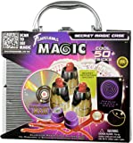 Fantasma Magic Secret Magic Case with Over 50 Tricks and Instructional DVD in Aluminum Carrying Case