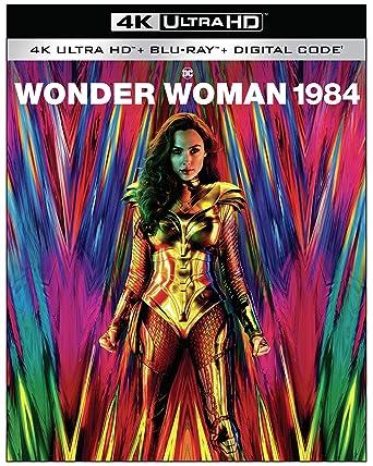 Poster. Wonder Woman 1984