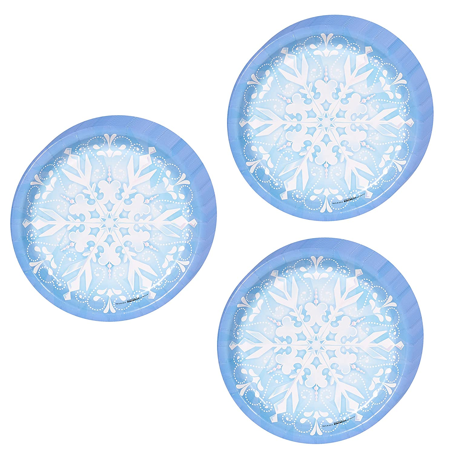 Snowflake Winter Wonderland Party Collection - Winter Home Decor