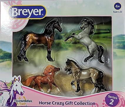 Christmas Breyer horse Gift Set appaloosa pony