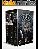 Dark Fairy Tale Queen Series: Books 1-3: (Sinful Cinderella, Sneaky Snow White, Rotten Rapunzel)
