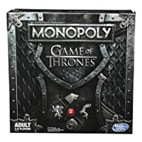 Deals on Monopoly Game of Thrones Board Game for Adults