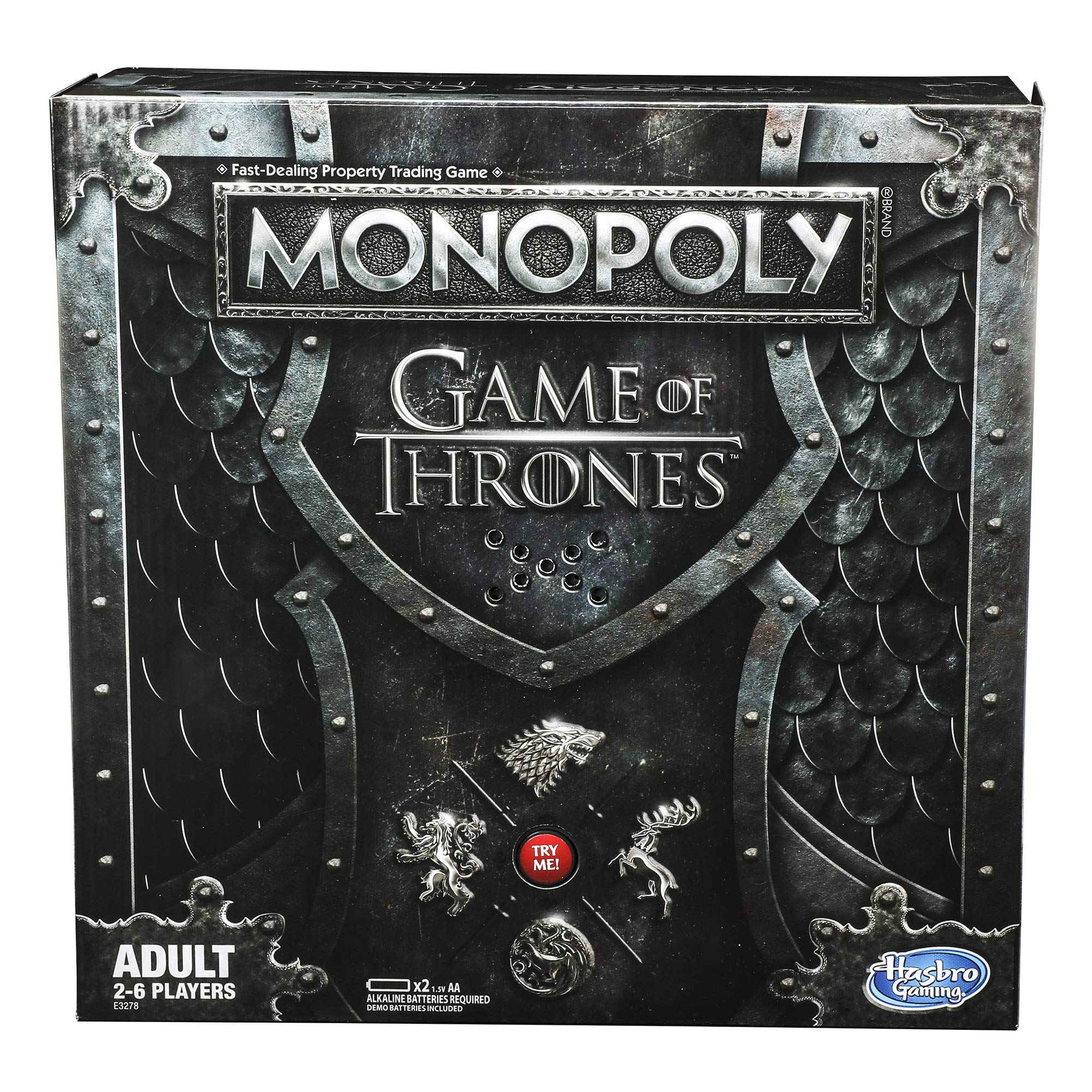 Monopoly Game of Thrones Board Game for Adults by Monopoly (Image #11)