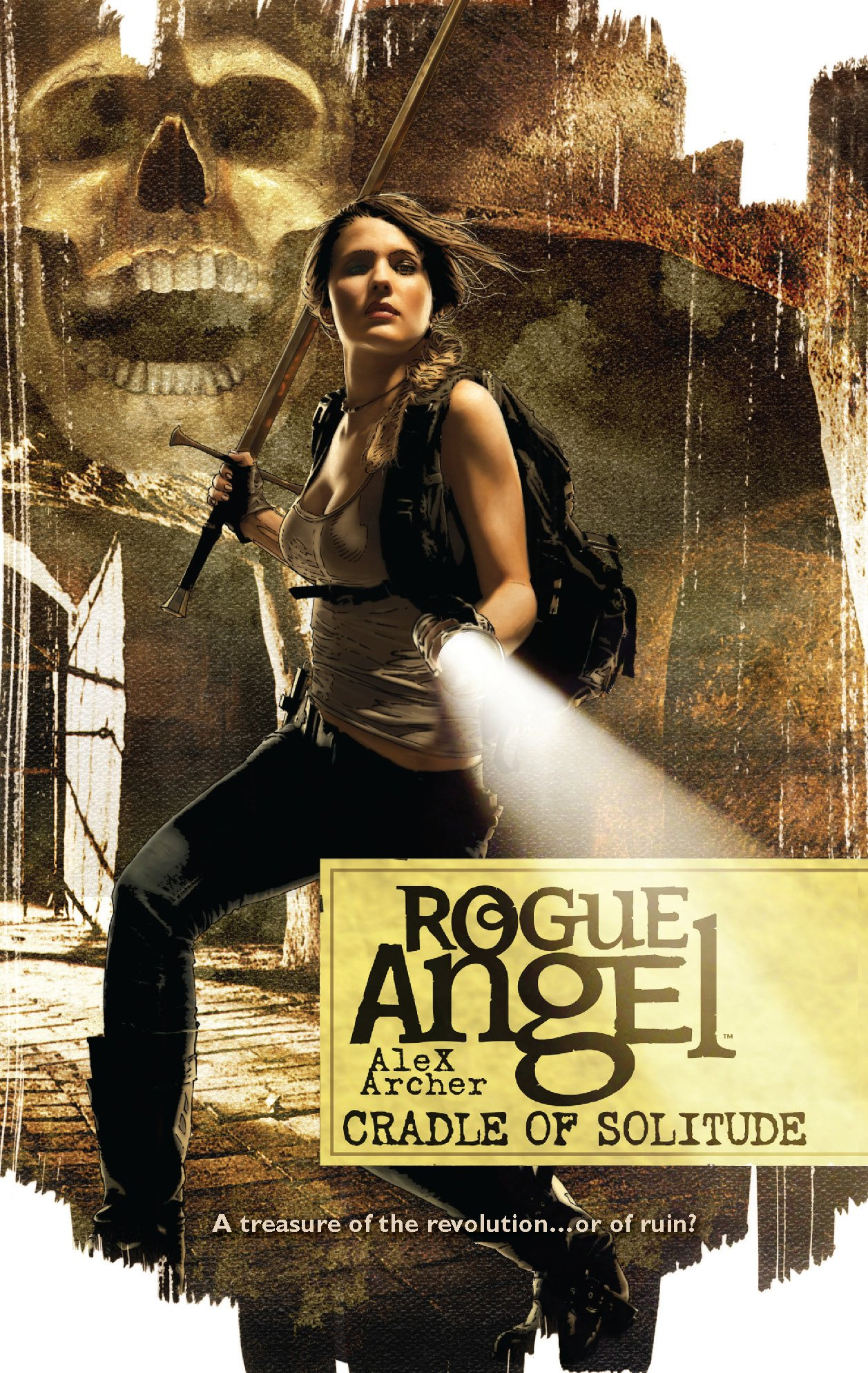 Amazon.com: Cradle of Solitude (Rogue Angel) (9780373621521): Alex Archer:  Books