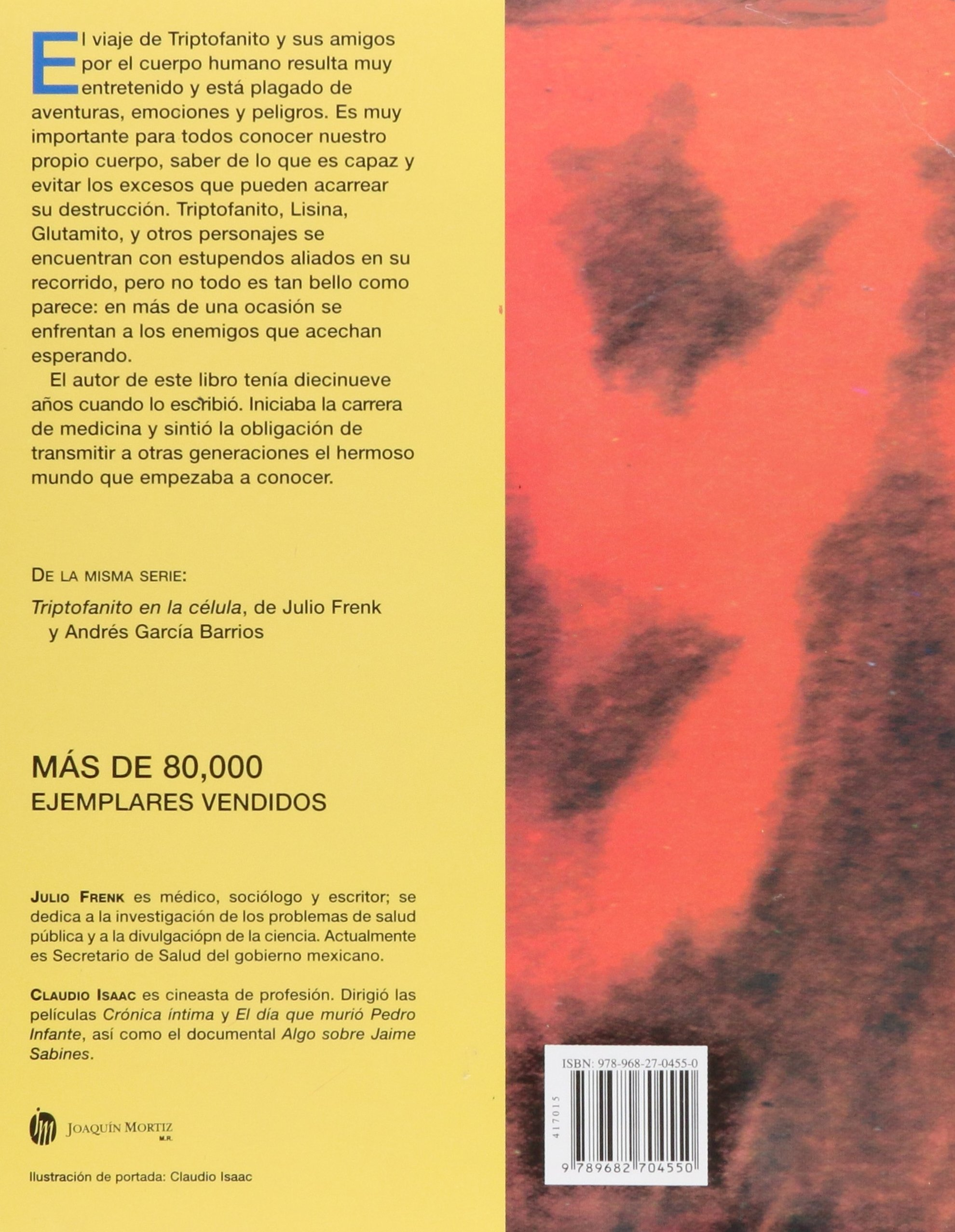 Amazon.com: Triptofanito (Infaltil y Juvenil) (Spanish Edition) (9789682704550): Julio Frenk: Books