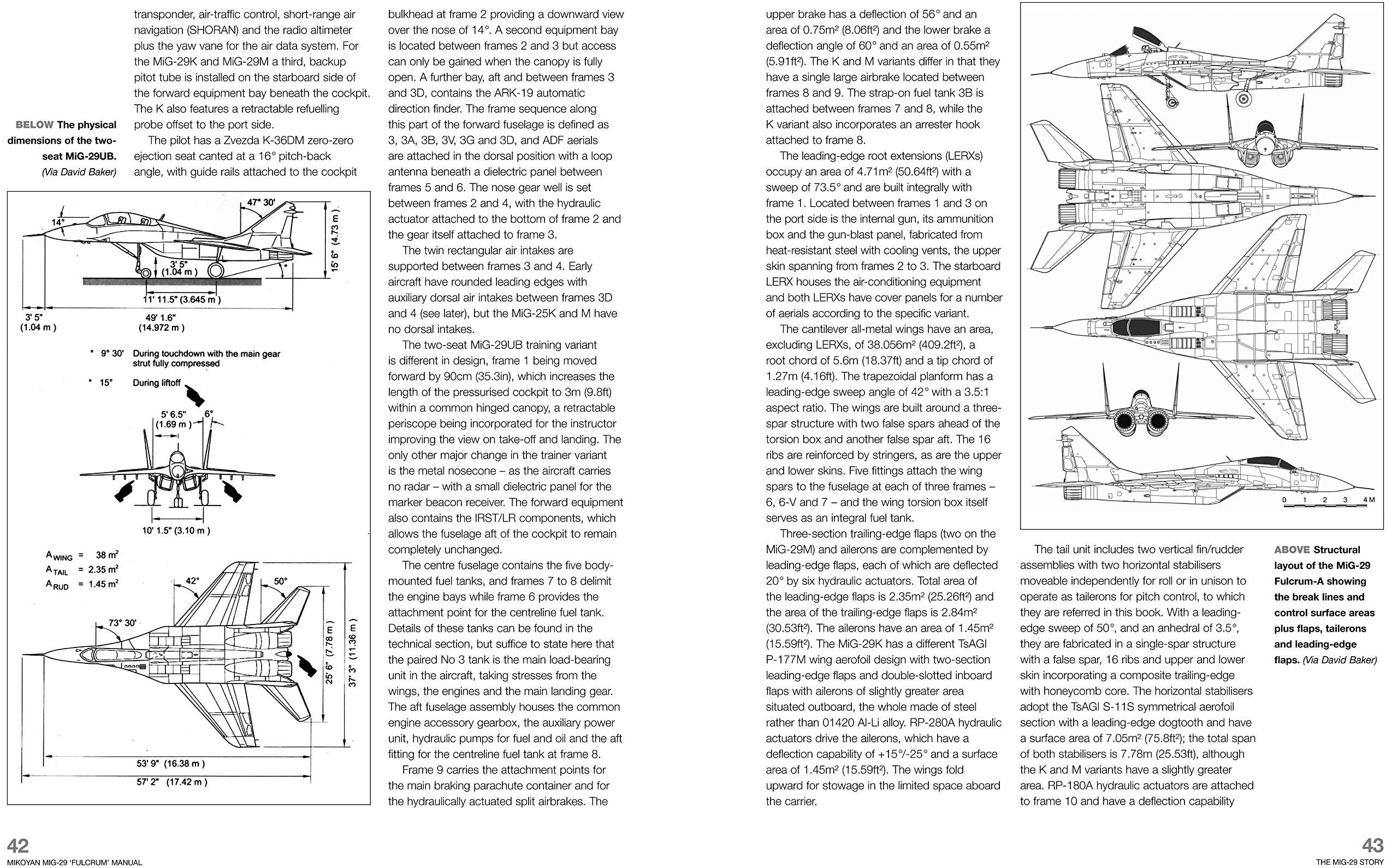 Mikoyan Mig 29 Fulcrum Manual 1981 To Present Owners Workshop Airsuperiority Weekly Digital Timer Circuit David Baker 9780857333971 Books