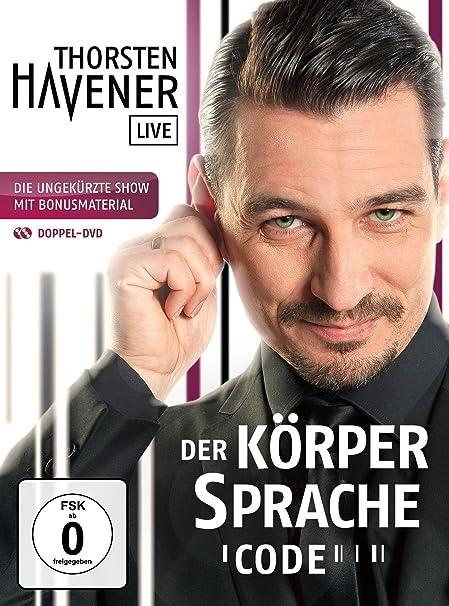 Thorsten Havener - Der Körpersprache Code [2 DVDs]