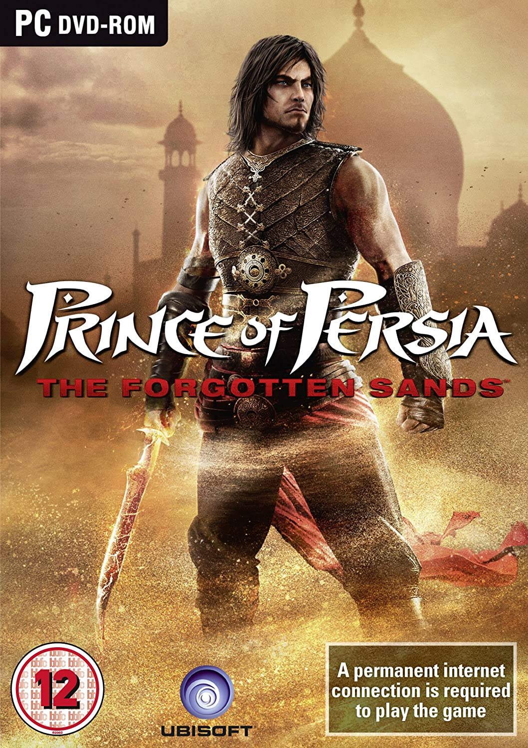Prince Of Persia The Forgotten Sands Pc Dvd Amazon Co Uk Pc Video Games