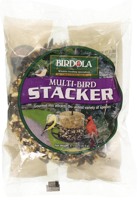 Birdola 54610 6.4Oz Wildbird Seed Cake
