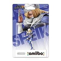 amiibo Smash Sheik Figur