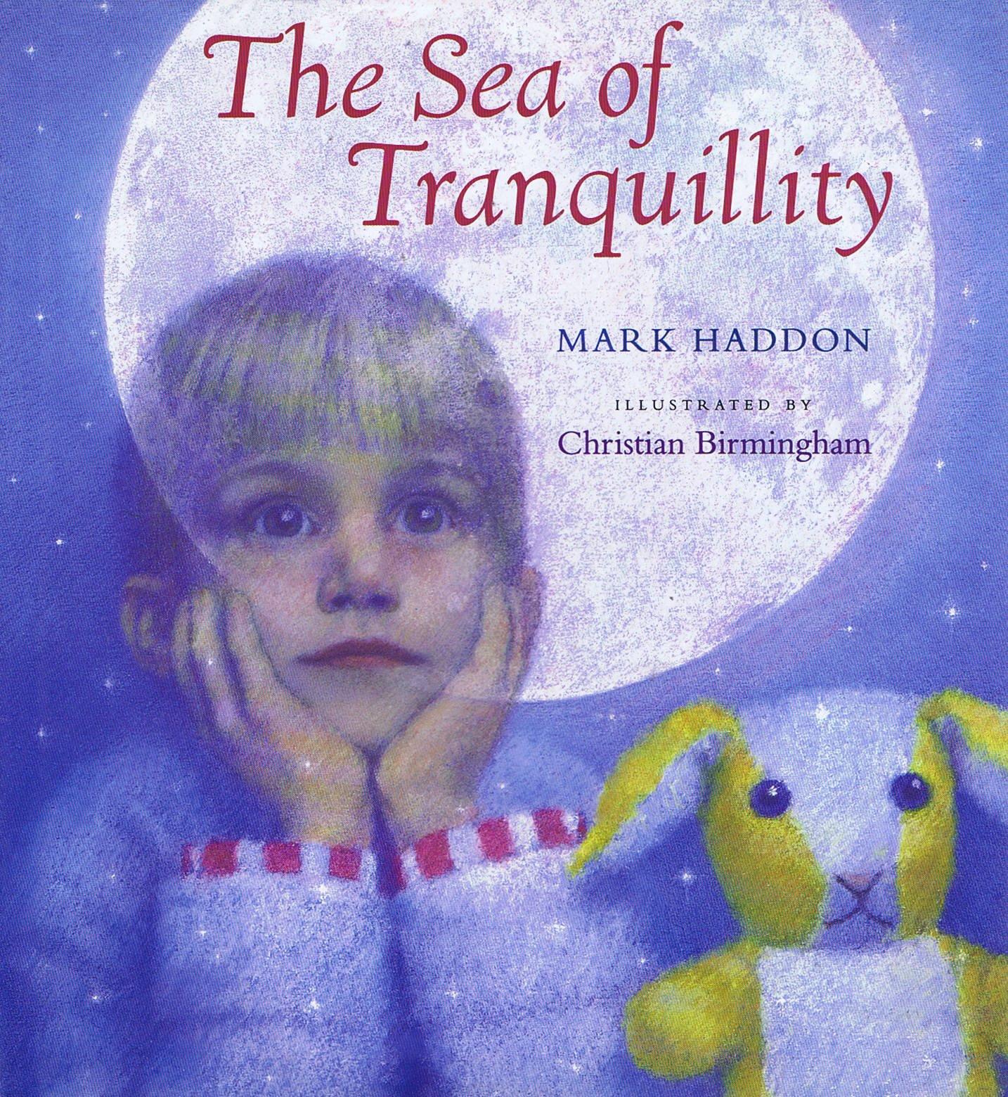 The Sea Of Tranquillity: Mark Haddon, Christian Birmingham: 9780152012854:  Amazon: Books