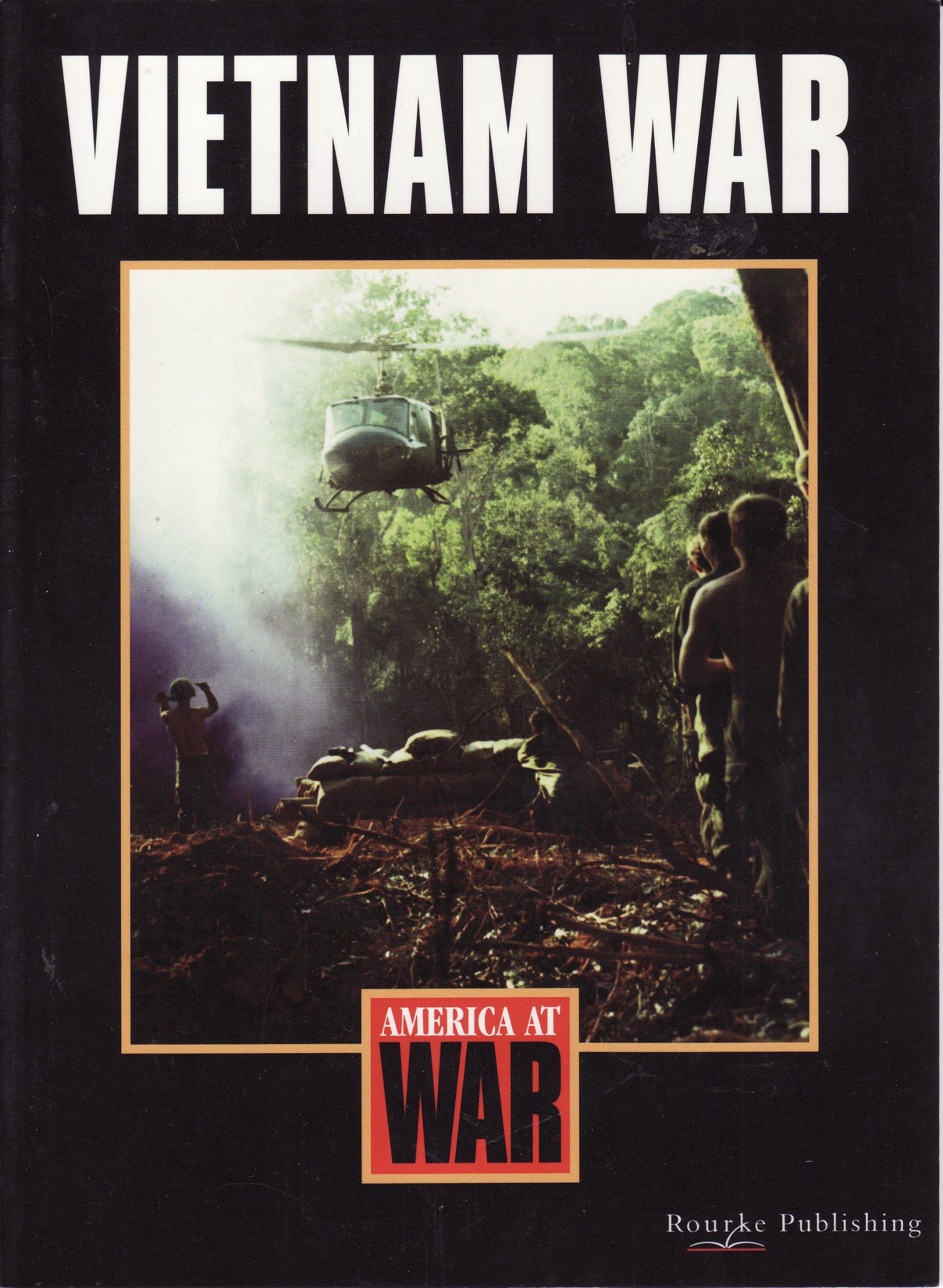 Read Online Vietnam War (America at War (Rourke)) ebook