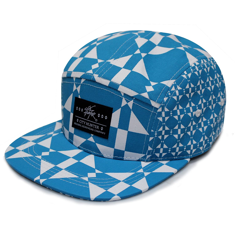 e0f924c843a5b ... good amazon city hunter cn680 diamond 5 panel hat turquoise clothing  72c13 27e51