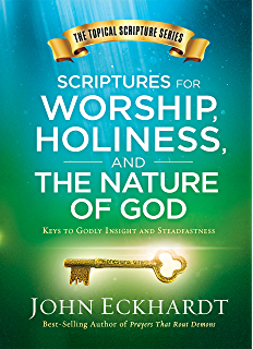 The spirit of asaph awakening a new generation of prophetic scriptures for worship holiness and the nature of god keys to godly insight fandeluxe Choice Image