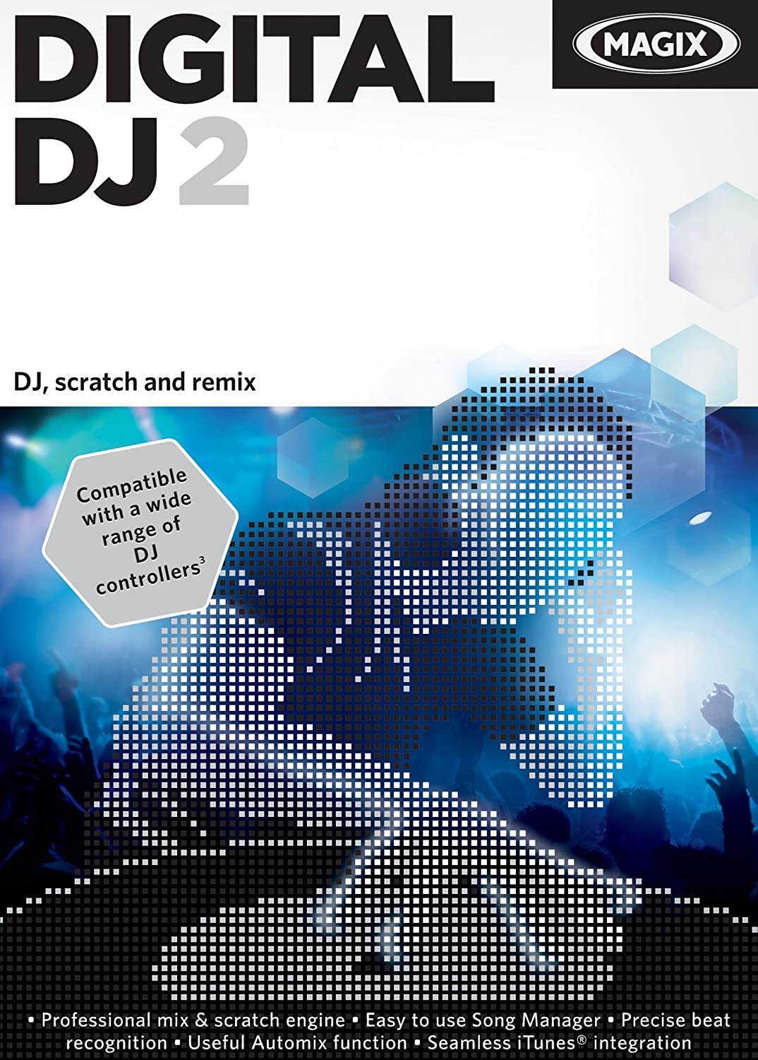 MAGIX Digital DJ 2 for Mac [Download]