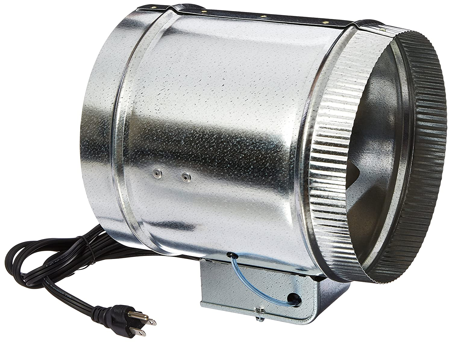 Tjernlund Ef 8auto Automatic Duct Booster Fan 8 Ducting Air Conditioning Fridge Hvac Custom Job Blower Motor Wiring Help Components Industrial Scientific